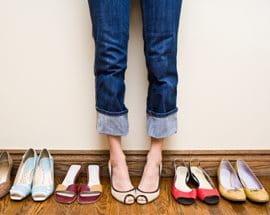 e50379b9cbe0d5 Tragen Sie jeden Tag ein anderes Paar Schuhe