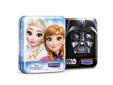 STAR WARS™ & FROZEN™ Pflasterbox
